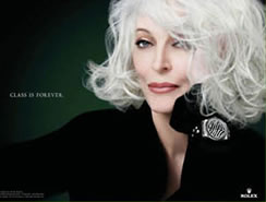 oldest working model Carmen Dell'Orefice