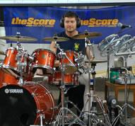 longest drummin marathon Steve Gaul