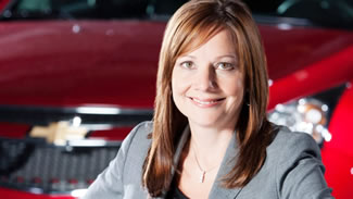 Mary Barra, CEO of GM. General Motors CEO Mary Barra earned more than any auto CEO in the world. Barra, who in 2014 became the first woman to lead a major automaker, earned $22.6 million in 2016.