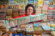 Largest collection of napkins: Antonia Kozakova breaks Guinness world record