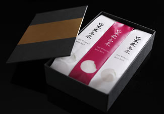 : The World's Most Expensive Rice was sold in units of six packages x 140 g for 10,800 yen (including consumption tax and postage). All 30 boxes of the rice were sold as planned.