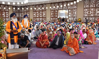 Gurudwara Guru Nanak Darbar has marked into the World Record for serving continental breakfast titled