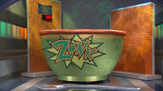 The CBS gameshow Let's Make a Deal set a world record by creating a massive cereal bowl as a gag prize.  The massive bowl, which weighed 3,504 pounds, met the proper specifications.