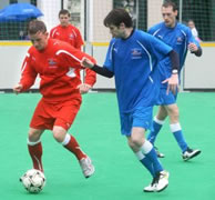 longest five-a-side football match Liverpool