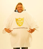 Robbie Savage most football shirts worn at one time