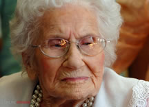 Besse Cooper worlds oldest person living