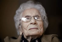 oldest person living Besse Cooper
