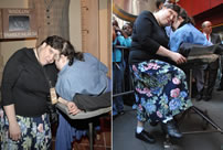 oldest living conjoined twins George and Lori SChappell