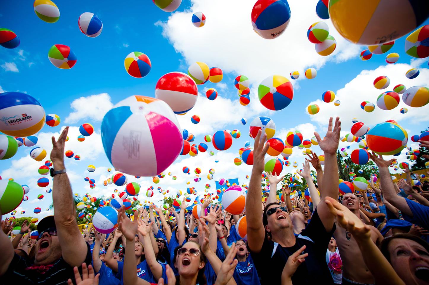 Promotional Inflatables | Beach Balls, Bang Bang Sticks ... |Many Beach Balls