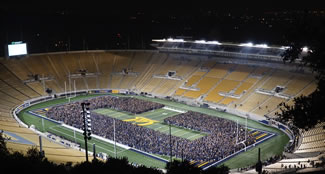 UC Berkeley students broke the Guinness Book of world records in forming the