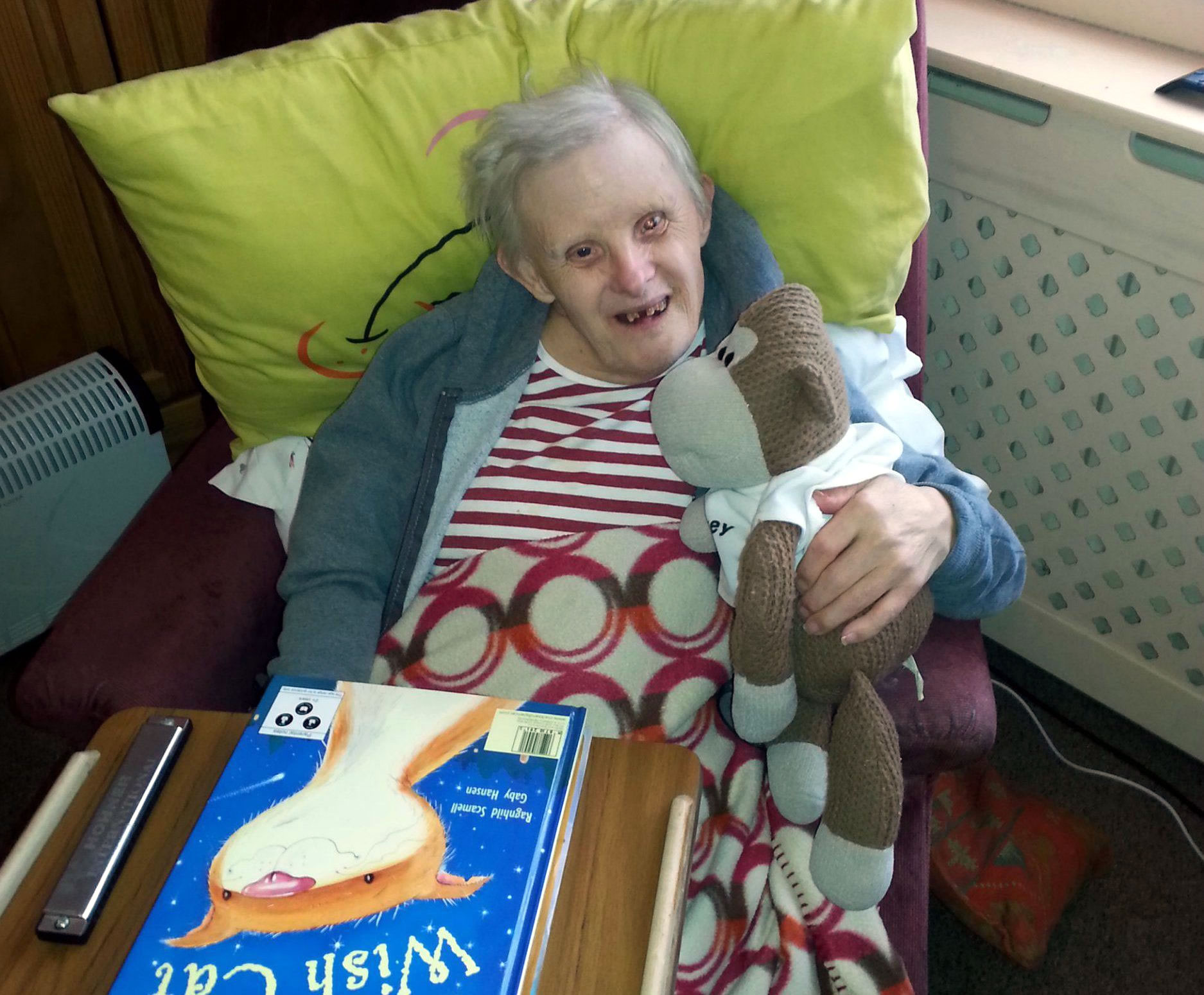 oldest living person with down u0026 39 s syndrome  world record set by kenny cridge  video