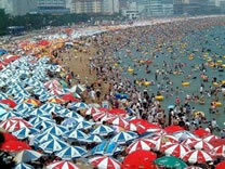 Haeundae Beach South Korea