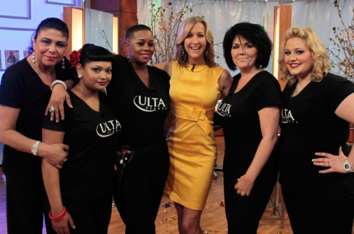Good Morning America Beauty Tips : Ulta makeup artist mugeek vidalondon