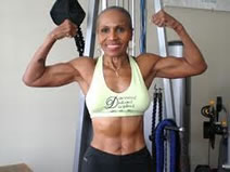 oldest competitive bodybuilder Ernestine Shepherd
