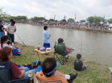 largest fishing tournament