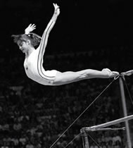 Nadia Comaneci first perfect 10