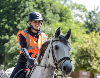 Miss Stacey Donnison relives her world record-breaking moment. Miss Donnison's time of 40 hours is a new record by a clear four hours. It involved 12 different horses and a small army of kind volunteers of former College pupils and parents of former and current students.