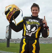 Tanner Foust world record holder