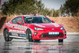 Jesse Adams, a 39-year-old motoring journalist at the Saturday Star Motoring, beat the Guinness World Record for the longest vehicle drift. Adams managed to slide the GT86 continuously over a distance of 102.5 miles (165.04 kilometers).