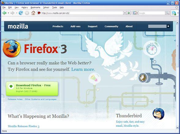 mozilla firefox slo free download