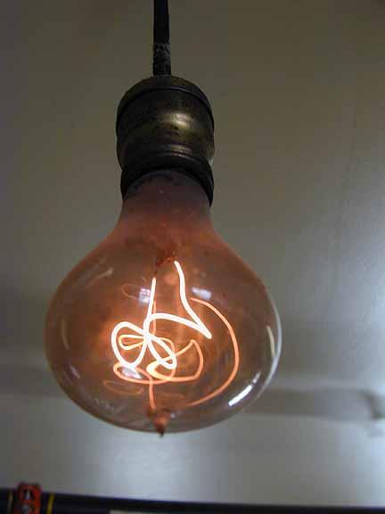 Longest-Burning Light Bulb-