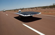 Fastest solar powered car: Sunswift IVy sets world record