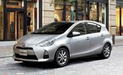 most fuel-efficient hybrid car Toyota Aqua