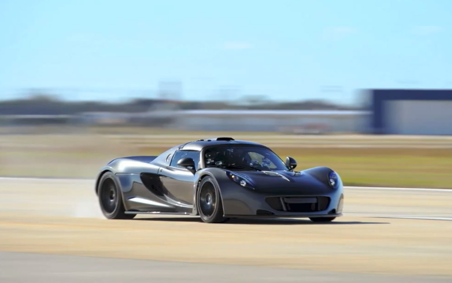 Fastest Production Car from 0-300 km/h: Venom GT breaks Guinness ...
