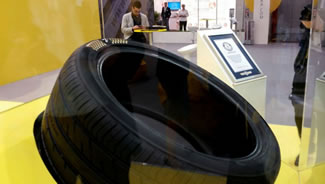 Z Tyre from Zenises has entered Book of World Records when its Z1 tyre was recognised as 'World's Most Expensive Tyre