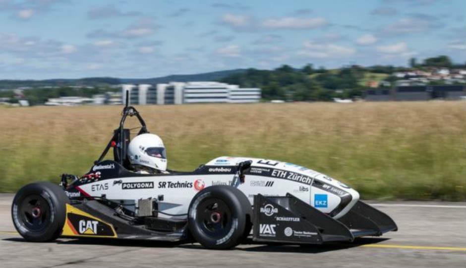 Amz Electric Race Car