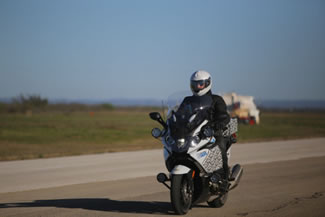Endurance rider Carl Reese has set the World Record for the