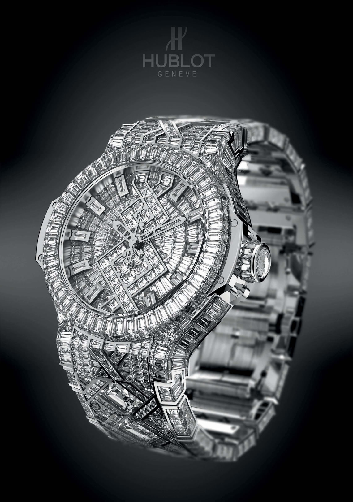 Most Expensive Watch Hublot Sets World Record Photos