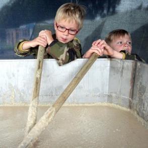 how to make scotts porridge oats