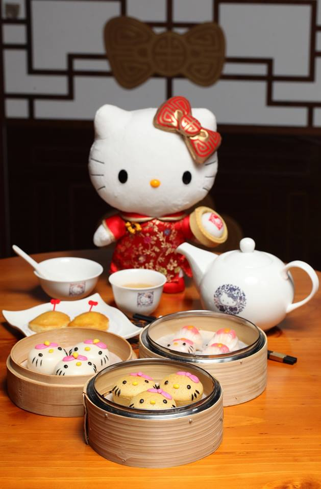0cec43786 Photo: The World's First Hello Kitty Chinese Restaurant Has Opened in Hong  Kong. The menu consists of 37 items ranging from fresh shrimp buns to  stir-fried ...