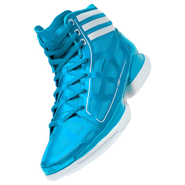 new product 5c777 f9eb1 ... Shoe in Basketball  New adiZero Crazy Light to debut during NBA Playoffs  on Derrick Rose and others. All Photos  Adidas (enlarge photo)