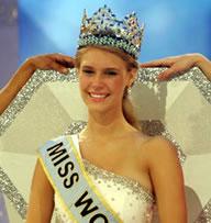 Most Beautiful Woman - Miss USA Alexandria Mills sets ...