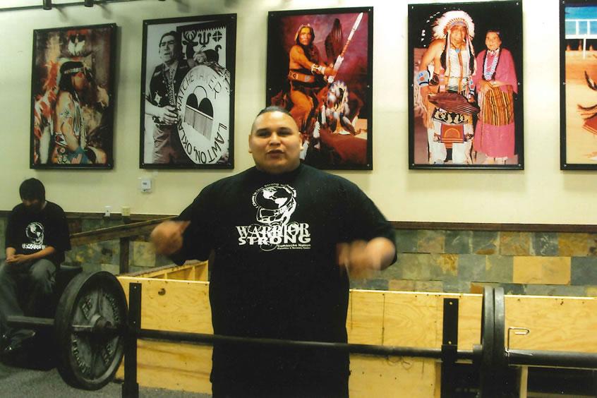 Heaviest Weight Lifted By Bench Press Toqua Ticeahkie Breaks