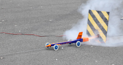 rc cars battery powered with Fastest Rocket Powered Model Car British Students Sets World Record 112297 on SLASH 3AElectric Short Course Truck 58034 1 besides Fastest rocket Powered model car British students sets world record 112297 likewise 158115580 as well How To Make Your Rc Car Faster Electric Cars as well Latest Electric Powered Kids Cars.