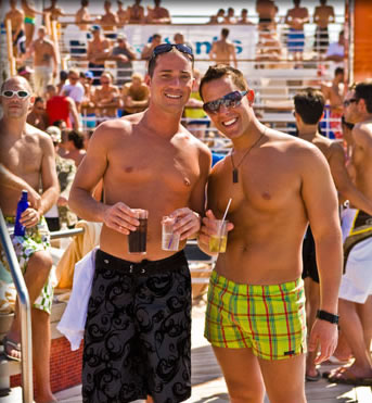 Largest Gay And Lesbian Cruise Atlantis Events Sets New World Record - Lesbian cruise ships