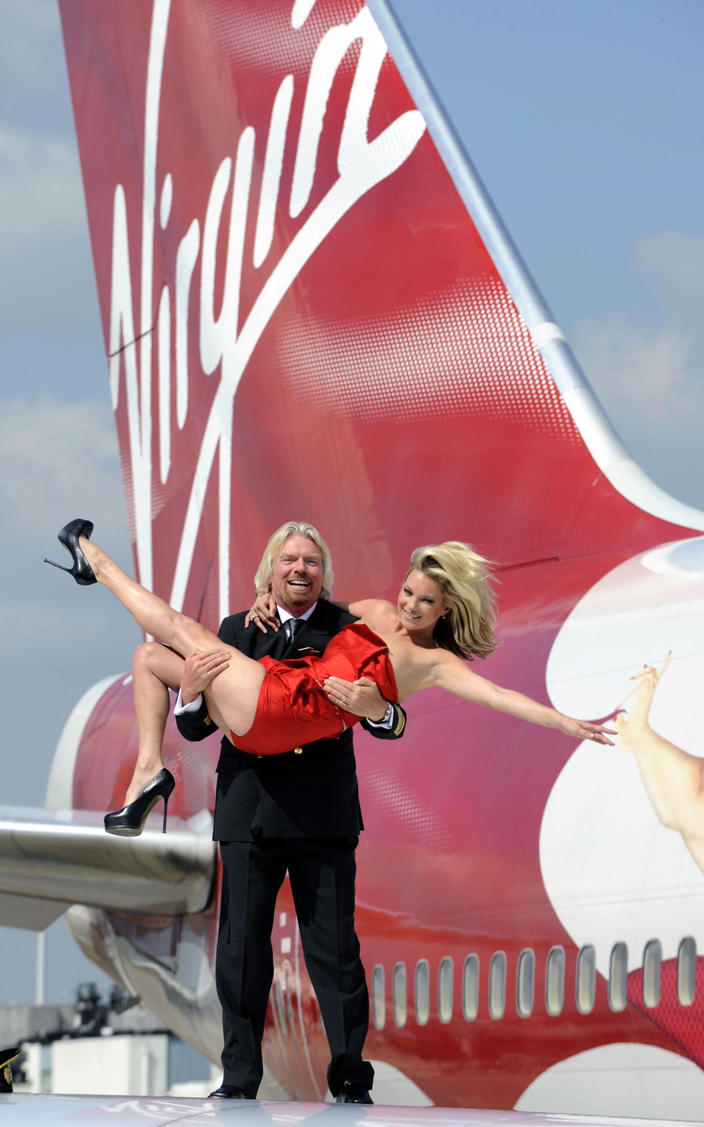 World S Most Attractive Flight Attendants Virgin Atlantic